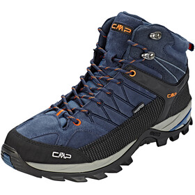CMP Campagnolo Rigel Mid WP Trekking Shoes Men Artico-Chili